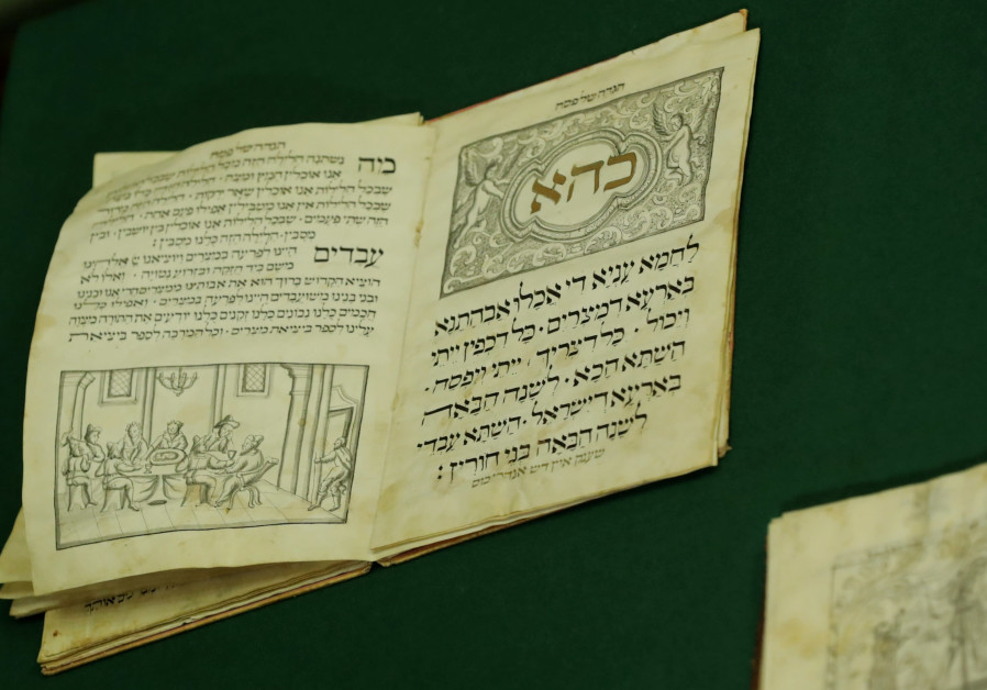 The Special Archive Moscow: In search of lost Judaica