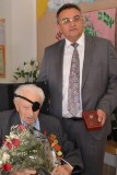 An Israeli hero of the Sobibor death camp uprising was awarded the Order of Ukraine